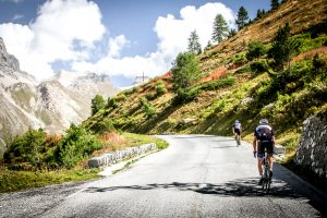 great views on the Col de L